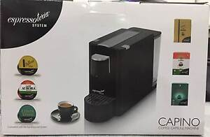 capino coffee machine how to use