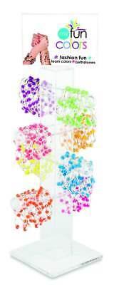 Plexiglass Bracelet Display Jewelry Stand Watch Rack Clear Watch Necklace Stand