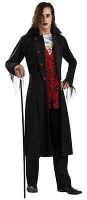 Royal Vampire Twilight Gothic Dracula Fancy Dress Up Halloween Adult Costume - Vampire Dress Up Twilight
