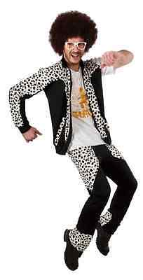 Redfoo LMFAO Party Rock Anthem Video Fancy Dress Up Halloween Adult Costume