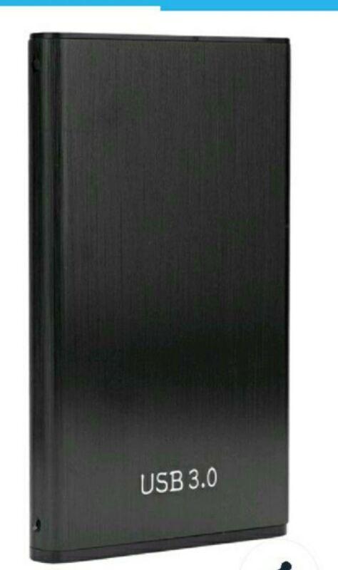 2TB USB 3.0 solid state HDD/SSD Hard Drive