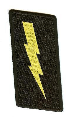 New York Knights Lightning Bolt Patch from The Natural movie Fully Embroidered