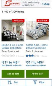 Decorative bed spread