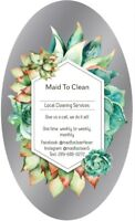 Maid To Clean - Cleaning Services