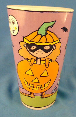 Becher Tasse Halloween Motto Signatures Sammlung 355ml Kids in Kostüme Kürbis