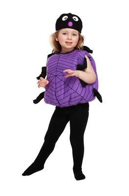 Spinne Kostüm Halloween Party Kostüm Outfit Käfer Kleinkinder 3 Jahre