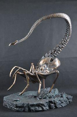 Handmade PREDALIEN Alien vs. Predator Alien Queen Figure Statue AVP Model Toy