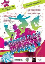 Free Dance class - Open Day Party Surry Hills Inner Sydney Preview