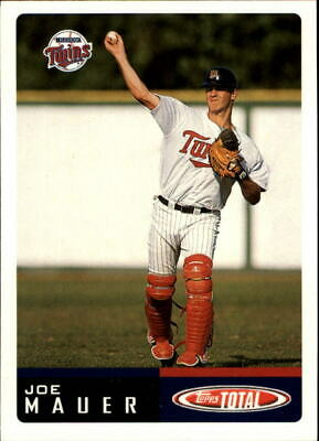2002 Topps Total BB Card #s 1-250 +Rookies (A3676) - You Pick - 10+ FREE SHIP