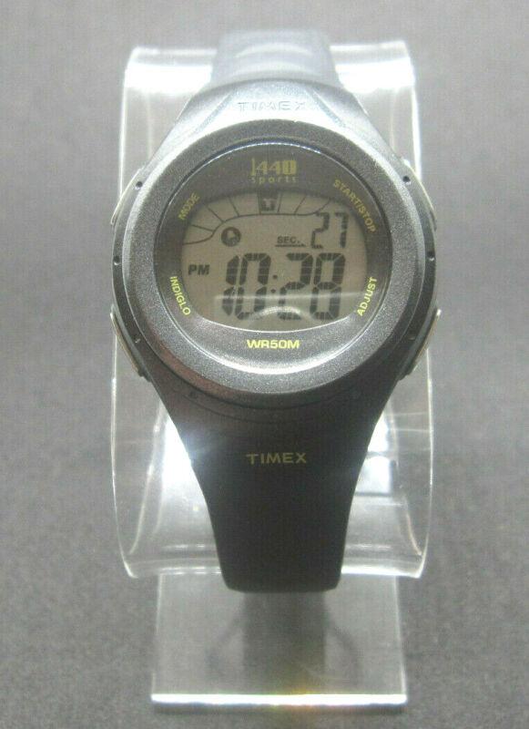 Timex 1140 Sport Digital Water Resistant Watch  (533-T5K242) A14