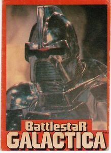 ... -Galactica-Trading-Card-19-of-36-Universal-City-Studios-1978-Cylon