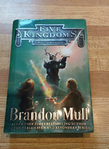 ROGUE KNIGHT by Brandon Mull.  Hardcover. Kids 8-12