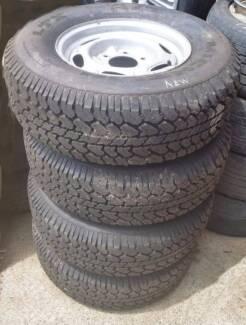 PK Ranger Tires Brand New Eumundi Noosa Area Preview