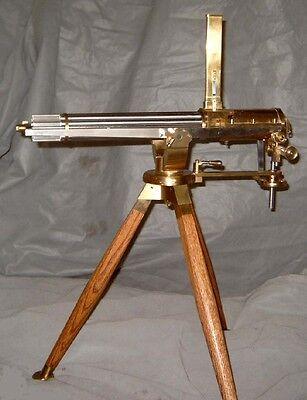 MODEL GATLING GUN PLANS