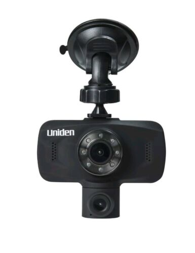 Uniden iWitness DC115 Dash Dual-Camera Automotive Video Recorder ™