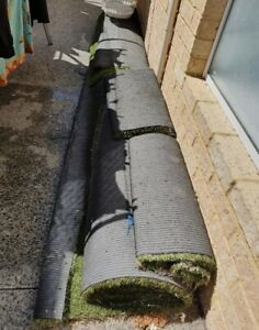 used artificial grass (make offer)