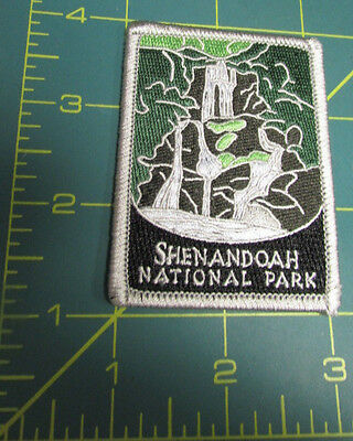 New Traveler Series Patch - Shenandoah National Park - Virginia Patch