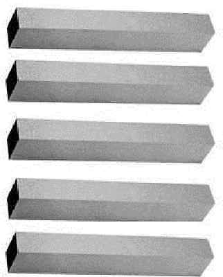 5pc 38 X 3 Hss Square Tool Bits