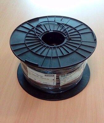 Percon Broadcast Digital Audio Cable AK 7001 AL Black Twisted Pair 500m