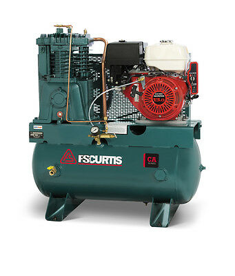 Fs Curtis 13hp Gas Powered Honda Motor 30 Gallon Tank