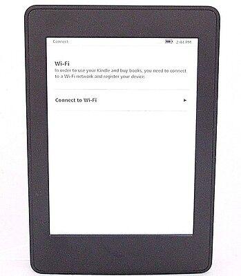 Amazon Kindle Paperwhite, 3rd Gen, Wi-Fi, Black T4-2A