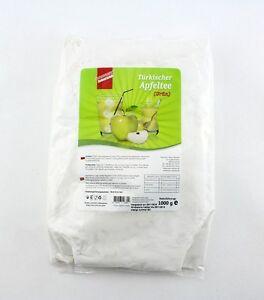 Türkischer Apfeltee grün Instanttee Tee aus Antalya 1000 gr. Pulver Packung