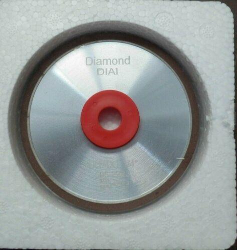 "Greenteeth Stump Grinder Teeth Diamond Sharpening Wheel 4"" Diameter"
