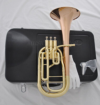 Alto Horns Brass The Best ***holton Collegiate Eb/f Alto Horn Ser#301779 Good Player Great Sound!