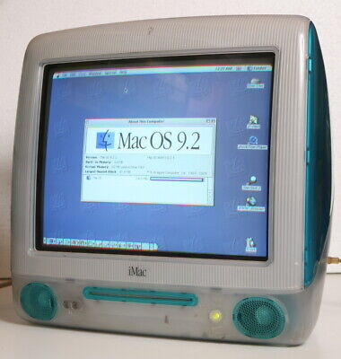 APPLE MACINTOSH iMac G3/350 (Slot Loading - Blueberry)