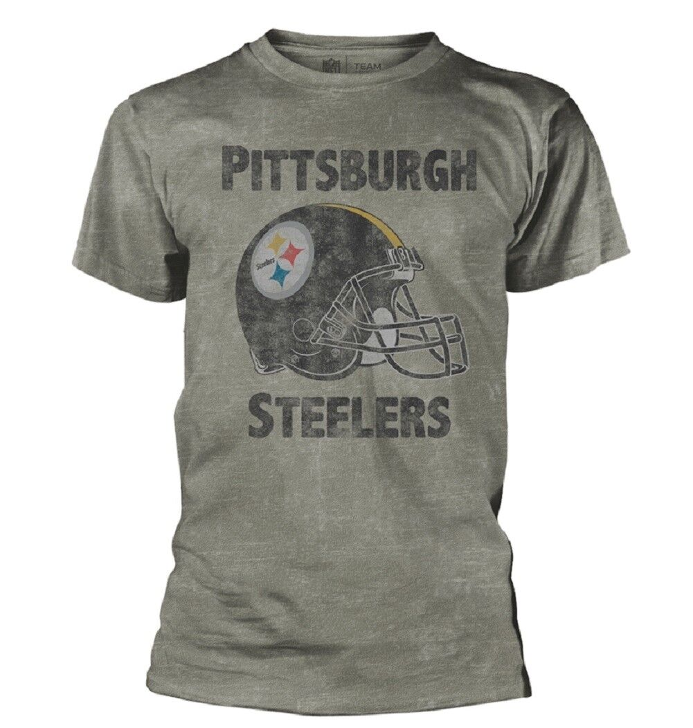 NFL - PITTSBURGH STEELERS - Burn Out (2018) T-Shirt