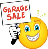 Garage Sale and Fundraiser Saturday, August 24th