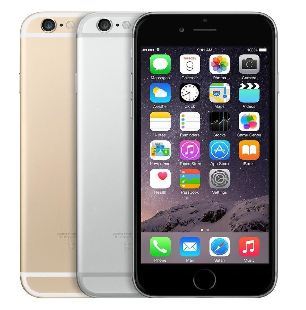 Купить Apple Apple iPhone 6S Plus/6s/6PLUS/6/5S/4S - Apple iPhone 6 Plus 128GB Factory Unlocked GSM 4G LTE 8MP Camera Smartphone US /