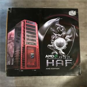 Cooler Master HAF 932 AMD edition computer case NEW