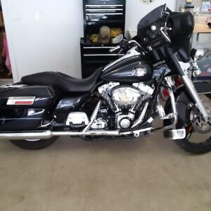 2008 Harley Street Glide FLHX....Trade or swap or cash?......