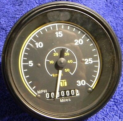 Trackless 5e785 Speedometer