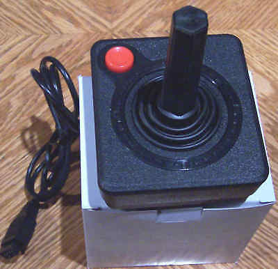 Joystick CX-40 Clone 2600/800/XL/XE/ST Atari/Commodore New