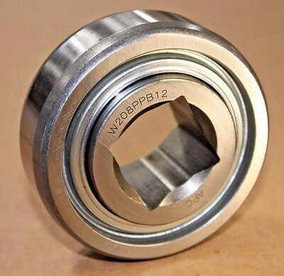 Premium W208ppb12 Ag Disc Harrow Bearing 1-18 Squarebore Ds208tt12 4as08-1.18