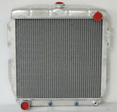 1955 1956 1957 FORD THUNDERBIRD, T-BIRD RADIATOR ALUMINUM**LIFETIME WARRANTY**