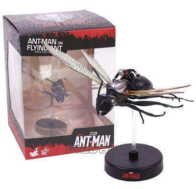 ANT MAN Action Figure Flying ANT Miniature Model Toy Collection Gift New 8cm