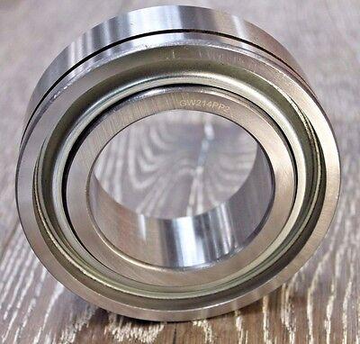 Premium Gw214pp2 Ag Disc Harrow Bearing 2-34 Round Bore Dc214ttr2 Re-lube