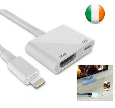 8 Pines A HDMI Digital TV Av Cable Adaptador para Apple IPAD...