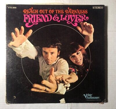 Friend And Lover Reach Out Of The Darkness 1968 FTS 3055 STEREO LP Vinyl