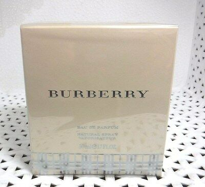BURBERRY edp PERFUME Spray 1.7 oz WOMEN  - NIB 330