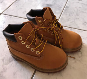 Timberland kids boots (size 8.5 youth) - New