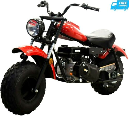 MASSIMO MB200 SUPERSIZED 196cc MINI BIKE - Motorcycle Powersports Outdoor Sports