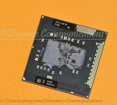 Genuine Intel® Pentium® Processor P6100 Laptop CPU for Gateway NV59C72u Notebook
