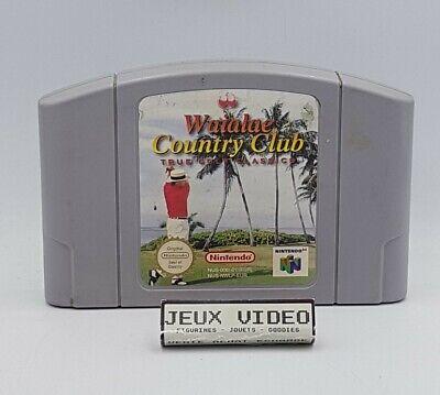 True Golf Classics : Waialae Country Club N64 PAL