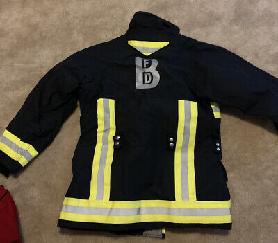 Viking Boston Fire Turnout Coat