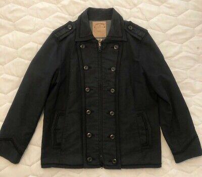 John Varvatos x Converse Military-Style Jacket Sz XL