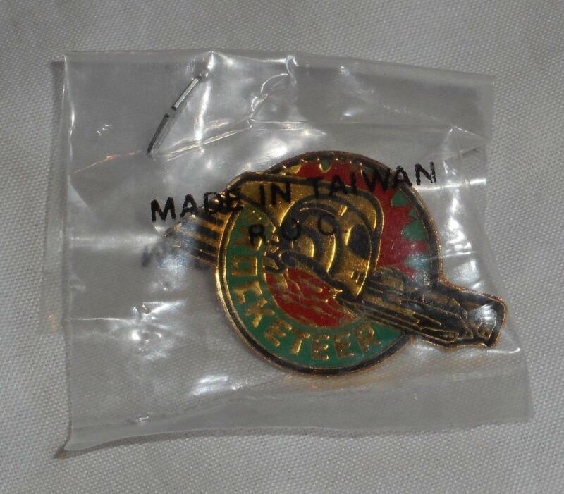Vintage 1991 Walt Disney The Rocketeer Movie Pin MISP
